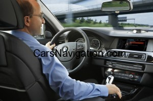 BMW Message dictation function