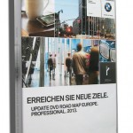 2013 BMW-Mini Navigation DVD Road Map Europe PROFESSIONAL