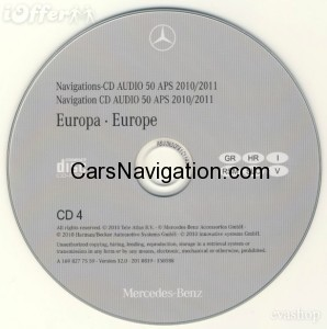 audio 50 aps car navigation dvd maps. Black Bedroom Furniture Sets. Home Design Ideas