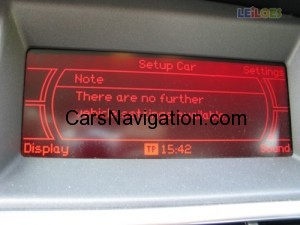 2012-2013 Audi MMI Basic Plus Europe CD Navigation