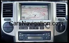 Nissan Xanavi X6.0 Navigation Unit