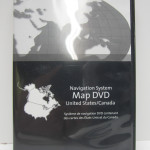 2012 GM Navigation System DVD Map Version 8.00 NO.22820294
