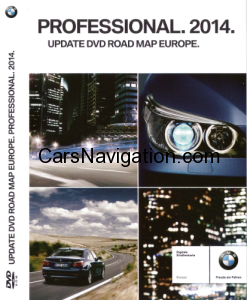 Bmw update dvd road map europe 2015 professional ccc ukraine