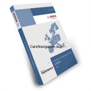 VW Volkswagen V11 MFD2 RN-S2 Sat Nav DVD Map Disc Europe 2014