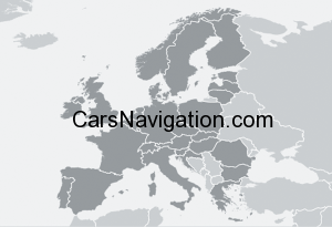 Navigations-DVD Audio 50 APS, Europa, Version 2014-2015 Coverage
