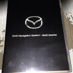 Mazda - North America Map DVD Version 2016
