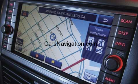 2018 Subaru North America Navigation Maps DVD V.11.0