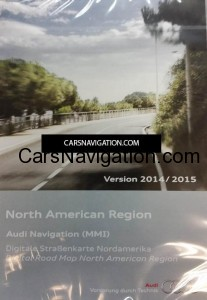 2G MMI navigation system version 14 p/n 4E0060884DS (Release 2014-2015)