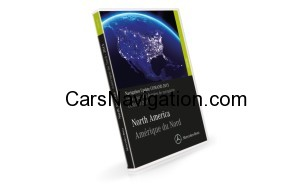 2015 Mercedes-Benz NTG3 North America-Canada DVD v14.0