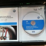 2012 VW Navigation System Maps RNS510 North America V5M DVD
