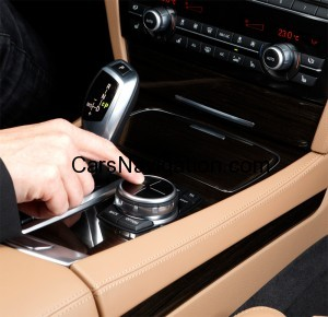 BMW iDrive Touch Controller System