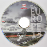 SEAT MEDIA SYSTEM E Navigations DVD Digital Road Map Europe Version 2013